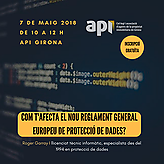 How the New European General Regulation for Data Protection affects